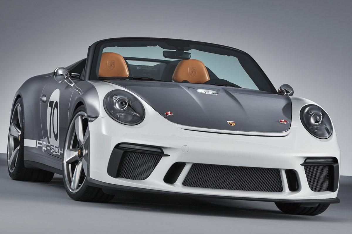 911 speedster konzept porsche feiert 70 jahre sportwagen. Black Bedroom Furniture Sets. Home Design Ideas