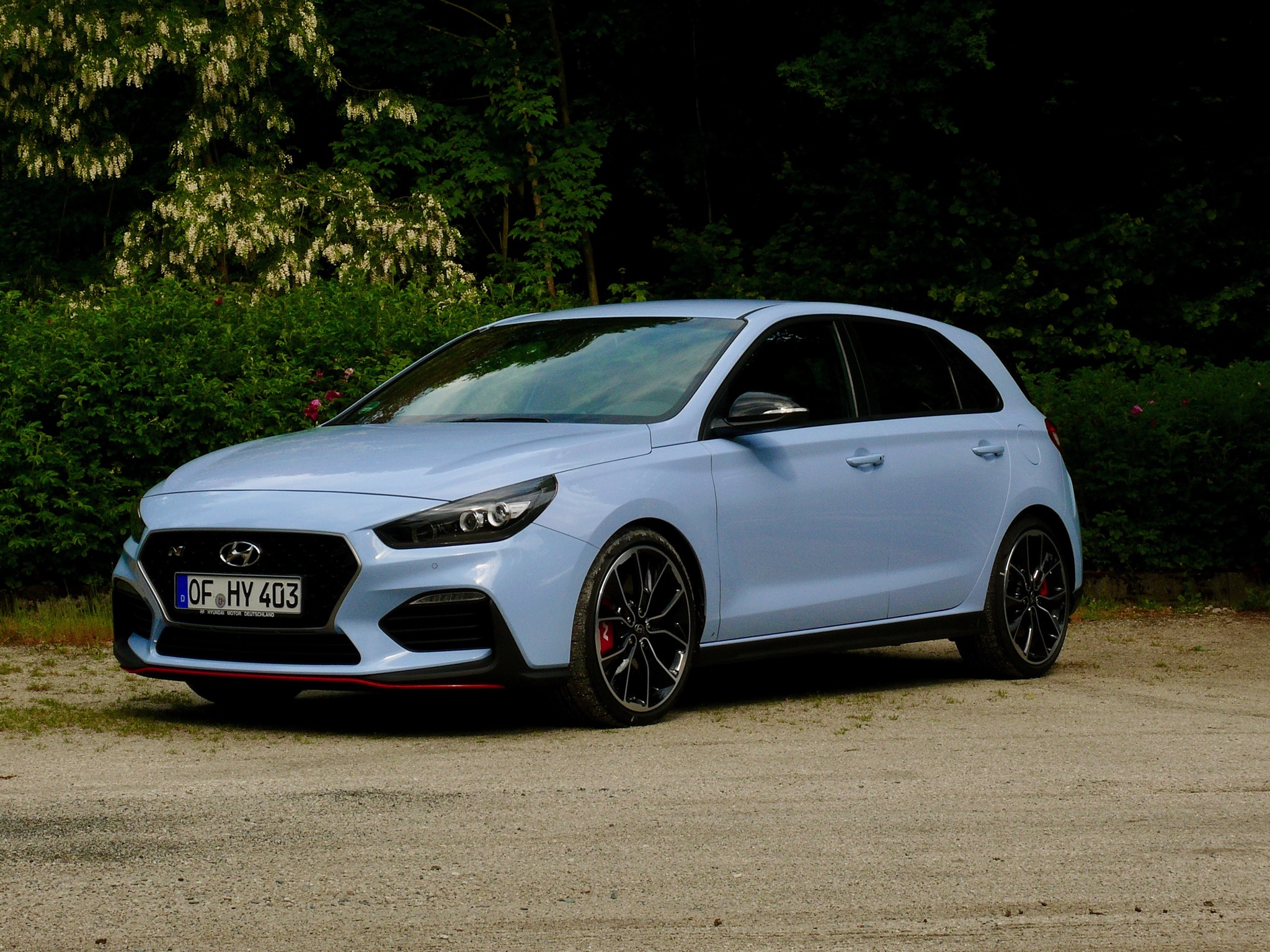 hyundai i30 n performance im test wie gut ist der hot. Black Bedroom Furniture Sets. Home Design Ideas