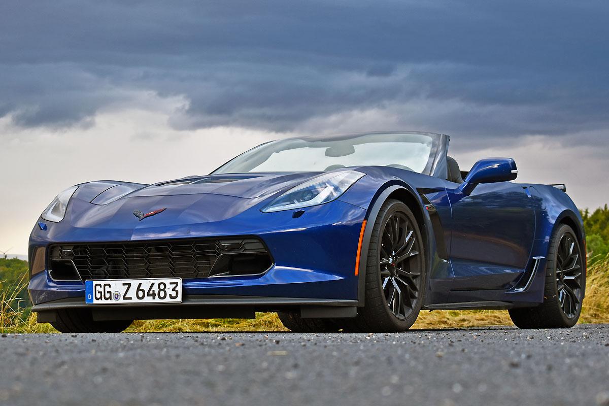 Ziviler Ungehorsam Auf 4 Rädern Die Corvette Z06 Im Test