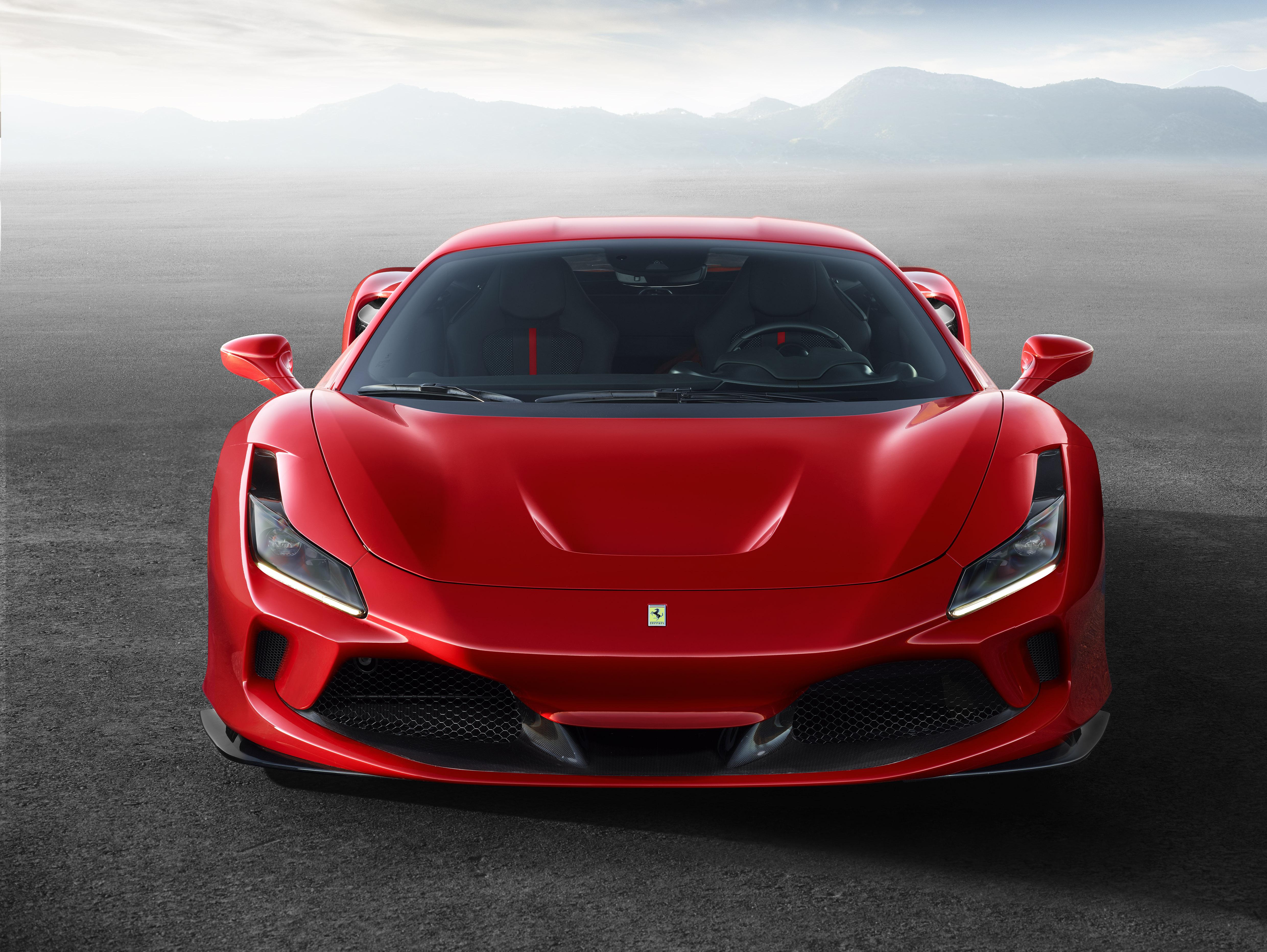 Maranello In Angst Ferrari F8 Tributo