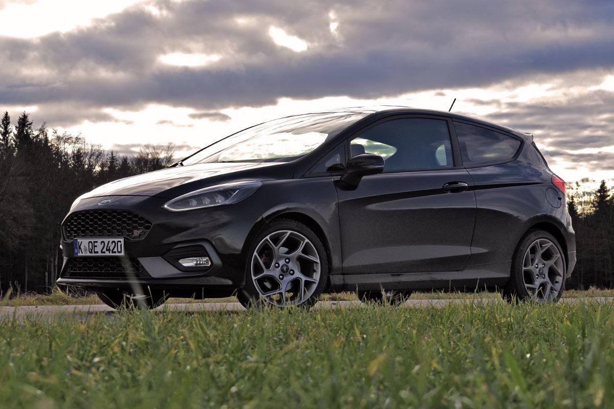 Ford Fiesta St Im Test Der Sportwagen Des Kleinen Mannes