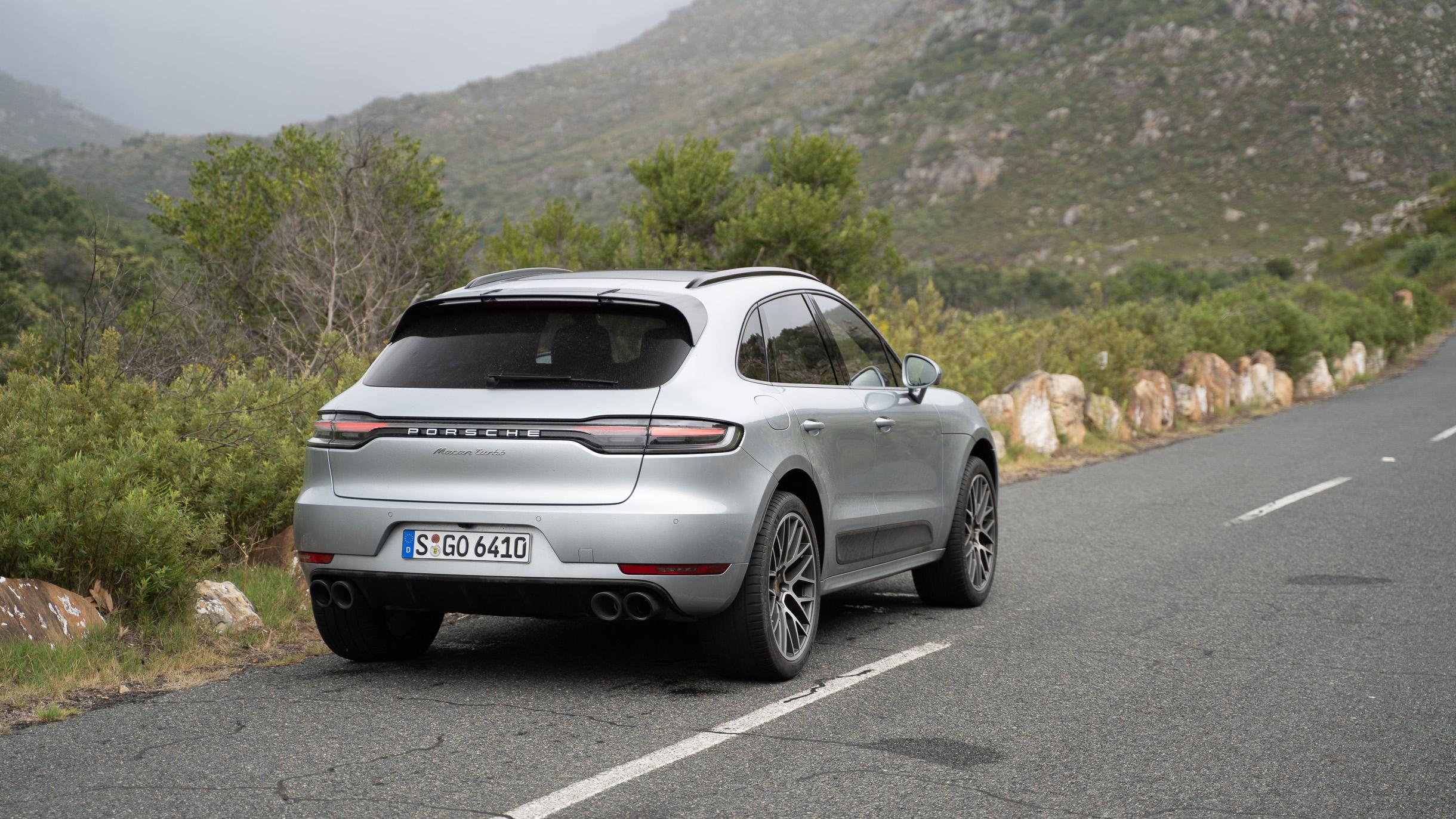 2020 Porsche Macan Turbo Overview
