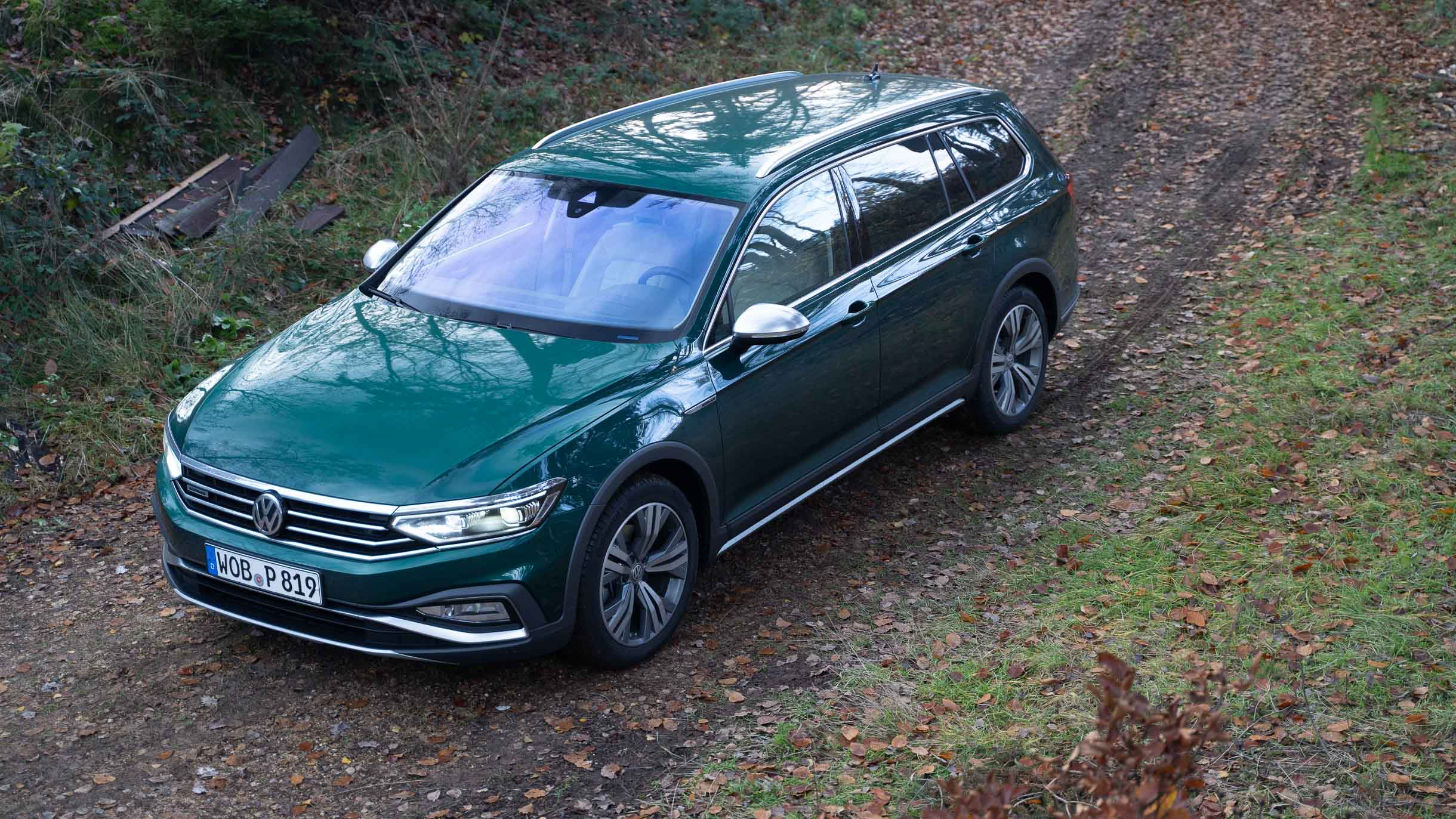 2020 Vw Passat Alltrack Redesign and Review