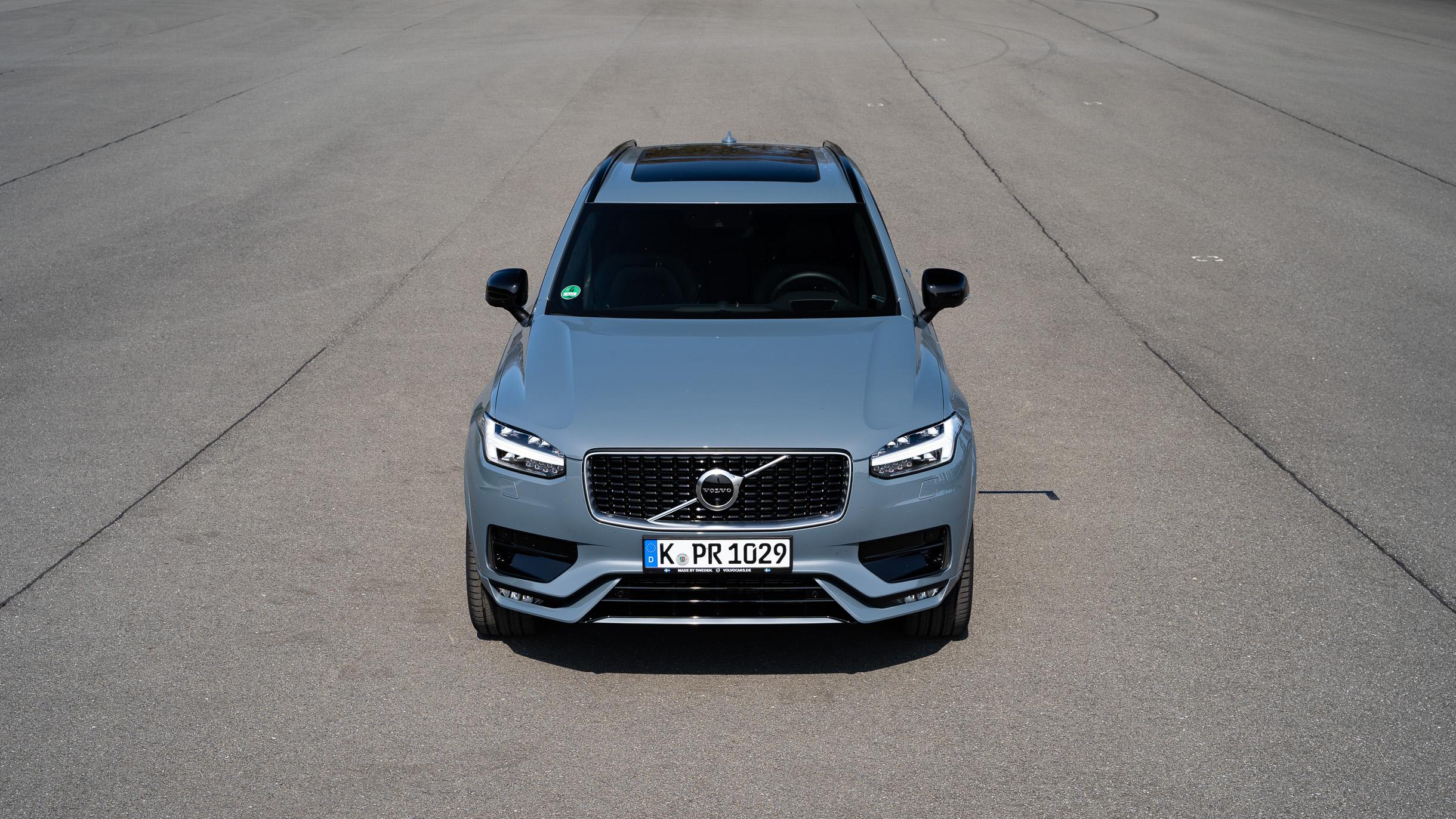 2020 Volvo V90 Specification Interior