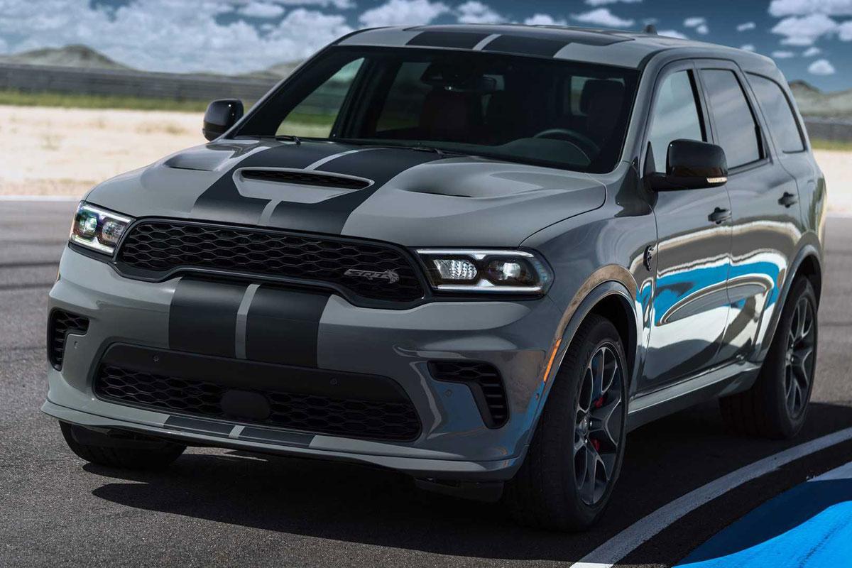2020 Dodge Durango Srt Concept