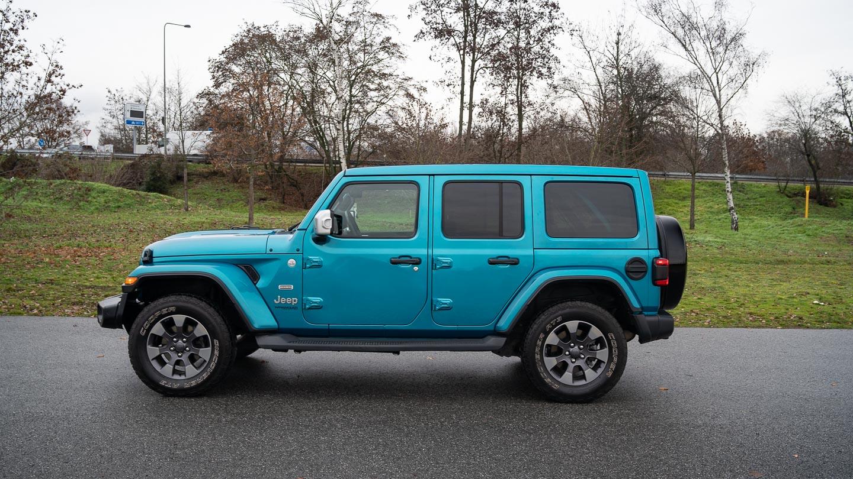 2020 Jeep Wrangler Unlimited Sahara 2.0 T-GDI-0007