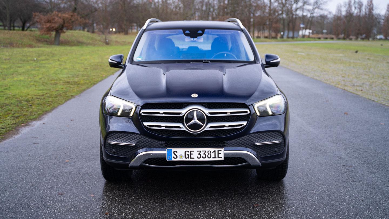 Mercedes-Benz-GLE-350de