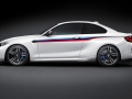BMW M2 mit M Performance Parts 2016