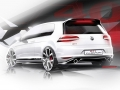 VW Golf GTI Clubsport Concept 2015
