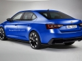 Skoda Superb RS Skizzen Mr. Chin 2015