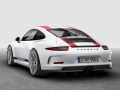 Porsche 911 R 2016