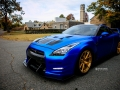 Nissan GT-R AMS Strasse Forged Wheels 2015