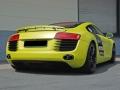 Audi R8 Karosserie Sprüh Folie Foliatec