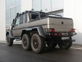 Mercedes G 63 AMG 6x6 Brabus Offroad 2014