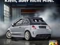 Vergleichende Werbung von Fiat 2015