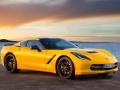 19. Platz: Corvette Stingray