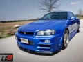 Nissan Skyline R34 Paul Walker