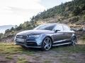 Audi S3 Limousine Test 2013