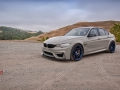 BMW M3 HRE Wheels 2015
