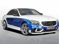 Mercedes AMG C 63 Carlsson CC63S Rivage 2015