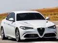 13. Platz: Alfa Romeo Giulia Quadrifoglio Verde
