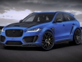 Jaguar F-Pace Lumma Design 2016