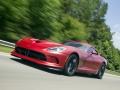 Dodge Viper GTS matt rot 2015