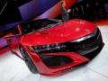 Honda/Acura NSX Detroit Motor Show 2015
