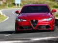 Alfa Romeo Giulia Quadrifoglio 2015