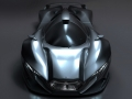 Mercedes Supercar-Studie 2016