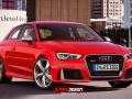 Audi RS3 2014 Skizzen (1)