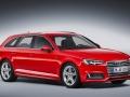 Audi A4 Avant 2015
