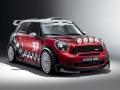 Hat es 2011 mit dem Countryman vorgemacht: MINI WRC (Quelle: Hersteller)