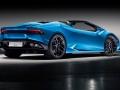 Lamborghini Huracan LP610-4 Spyder 2015