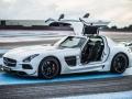 Mercedes SLS AMG Black Series Fahrbericht