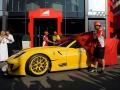 Ferrari 599XX evo Benjamin Sloss 2012