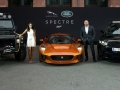 James Bond-Event von Jaguar Land Rover 2015