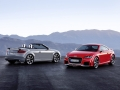 Audi TT RS Roadster, Audi TT RS Coupé