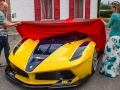 Ferrari FXX K Benjamin Sloss 2015