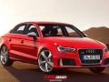 Audi RS3 2014 Skizzen (2)