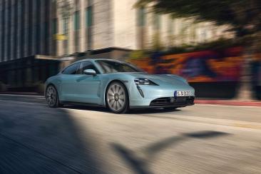 Porsche Taycan 4S (2019)